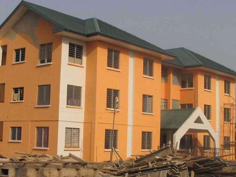 Hostel-Block
